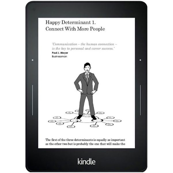 Happy Financial Adviser Kindle